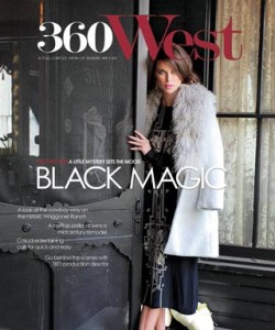 Cover of October 2015 260 West Magazine