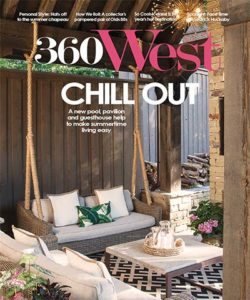 July 2016 360West Magazine