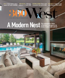 360 West Magazine Cover October 2016