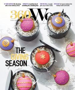 360 West Magazine December 2016