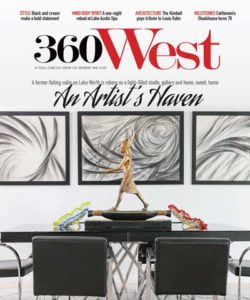 360 West March 2017 Cover