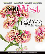 360 West February 2018 Cover