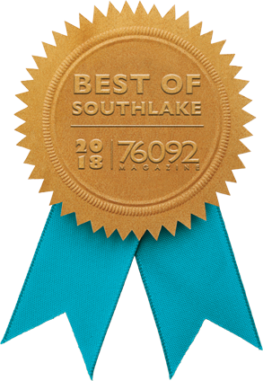 best of southlake badge 2018