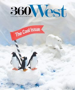 August 2018 Cover 360 West Magazine