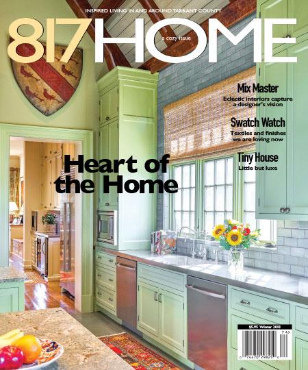 817 Home Magazine Cover February 2019