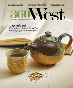 January 2019 Cover 360 West Magazine