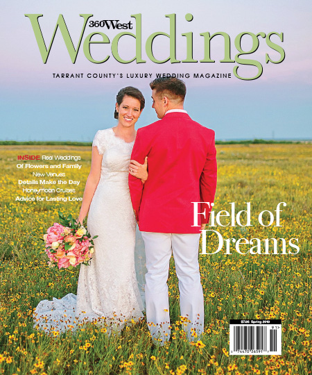 360 West Weddings Cover February 2019